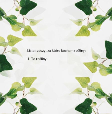 Rośliny cytat (2)